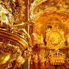 Best of the Baroque at Melk Abbey Church - The lavish gilded embellishment of Melk's Abbey Church creates a textbook Baroque church.